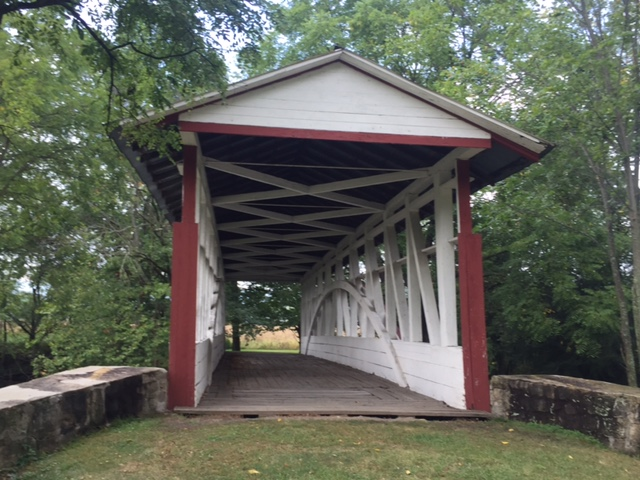 Kniseley Covered Bridge